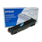 GENUINE EPSON C13S050166 / S050166 BLACK LASER TONER CARTRIDGE FOR EPL SERIES