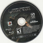 Enemy Territory: Quake Wars  (Sony Playstation 3, 2008, no cover)