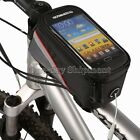"""Roswheel Bicycle Front Tube Bag Pannier Frame for Mobile Phone 5.5""""/4.8""""/ 4.2"""""""