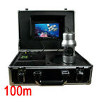 "360° 7""LCD Underwater Monitor Fish Finder Fishing Breeding Monitoring 700TVL OSD"