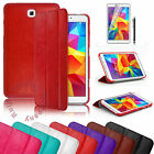 "Ultra Slim PU Leather Case Cover for Samsung Galaxy Tab 4 7.0"" SM-T230 7 inch"