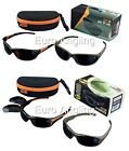 Fox Polarised Scratch Resistant XT4 & Vario Sunglasses