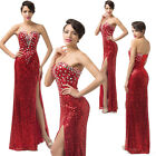 Mermaid Slim Evening Gown Prom Party Bridal Bridesmaid Wedding Dress  ❤GK  SALE❤