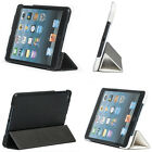 Ultra Slim Leather Magnetic Smart Stand Folio Case Cover For Apple iPad Mini