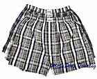 Lot 3, 6, 9, 12 Mens Boxer Shorts 100% Cotton Pro5-S,M,L,XL, 2XL, 3XL, 4XL, 5XL