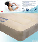 Deluxe Bed Mattress 3ft Single / 4ft Small Double / 4ft6 Double / 5ft King Size