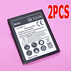 2pcs NEW 4440mAh Battery For Samsung Glaxy S3 SIII i9300 SGH-T999 SmartPhone