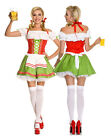 Oktoberfest beer maid costume Heidi ale girl waitress outfit will fit 6 8 10