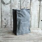 Peg And Awl: Waxed Canvas Marlowe Lunch Bag, 6 Colour Options
