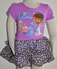 New Girls Doc McStuffins Dress purple Available Size 1,2,3,4,5,6