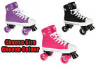Rookie Rollerskates Canvas High Choose Colour and Size Free P&P UK