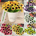 1 Bunch 30 Heads Artificial Sunflowers Daisy Bouquet Flowers Home Decoration