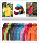 Unisex Casual Waterproof Cycling Rain Coat Running Quick-dry Windproof Jacket Y