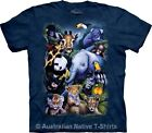 A Rare Occasion Childrens Size Wildlife / Zoo T-Shirt - Sizes 2-4, 6-8, 10 & 14!
