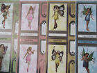 A4 Die Cut Hunkydory Toppers Sheet Fairy Flutterbyes Various Designs