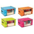 Storage Chest Underbed Clothes Duvet Bedding  Bags Coloured Box Chests Protector