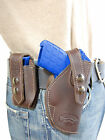 NEW Barsony OWB Brown Leather Holster + Mag Pouch Star Bersa Small 380 UltraComp