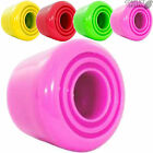 RIO ROLLER Toe Stops Stoppers Quad Roller Skates Pair (2) Pink Red Lime Yellow