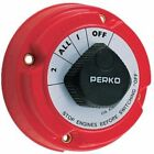 Perko+Marine+Dual+Battery+Selector+Switch+for+Boat%2FRV+Motor