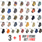 "[3+1]Eva&Elvin by Vaenait Baby 1-7T 1Pair Non-Skid Socks with Grips""Daily socks"""