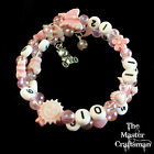 ☆BREASTFEEDING REMINDER BRACELET / KICK COUNTER NURSING MOTHER BABY SHOWER GIFT☆