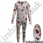NEW KIDS GIRLS BOYS HALLOWEEN Onesie ALL IN ONE JUMPSUIT COSTUME AGE 7-13 YEARS