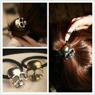 Rubber Band popular alloy skull Elastic Rubber Band Hair accessories  A180
