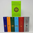 Diana Gabaldon Outlander Complete Paperback Set Collection Series 1-7 Brand New!