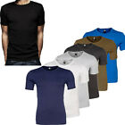 G-STAR T-SHIRTS MENS & BOYS T-SHIRTS RIBBED CORRECT BASIC LINE S, M, L, XL, XXL