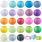 5/10 Pack of 8' 10' 12' 14' 16'  Paper Lantern Chinese Decoration Wedding Party