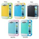 Vivid Hybrid Impact Layer Card Holder Case Cover Bumper for Samsung i9082 i9080
