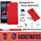Ultra Slim Hard Matte Back Rear Case Cover Shell for Sony Xperia Z3 Z3C Compact