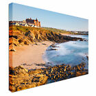 Fistral Beach Newquay Cornwall UK Canvas Art Cheap Wall Print Home Interior