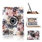 For Apple iPad Mini 1/2/3 360 Rotating Magnetic Leather Case Smart Cover Stand