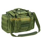Sea/Carp/Fly Fishing Tackle Bag Waterproof Storage Waist Shoulder Carry Case