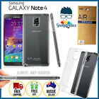 Genuine IMAK™ Crystal Clear Air Hard Case Cover for Samsung Galaxy Note 4 IV