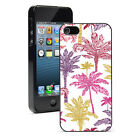 For Apple iPhone SE 5 5S 5c 6 6s 7 Plus Hard Case Cover 1067 Colorful Palm Trees