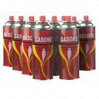 New Butane Fuel Gas Canisters Portable Camp Camping Stove Cartridge 1-24 Cans