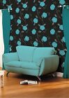 New Designer Feature Wall Flower Wallpaper In 4 Colour Ways Now Only £5.99 Roll