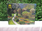 """Butchart Gardens"" 500 Piece Jigsaw Puzzle By Golden New & Factory Sealed!"