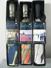 FOLDING UMBRELLA ART MONET CAILLEBOTE SURAT GALLERIA GIFT BOXED  FRAME WARRANTY
