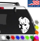 Jason Voorhees Decal Sticker Buy 2 Get 1 Free Choose Size & Color Horror