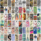 Hot Beauty Colorful Painted Case Cover Skin Fr Samsung Galaxy  S4 i9500 S5 i9600