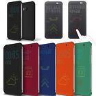 2014 NEW HOT Dot View Retro Flip Smart Cover Case For HTC One M8 HTCONE US Stock
