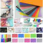 """Rubberized Hard Case Shell +Keyboard Cover for Macbook Pro 13/15"""" Air 11""""/13"""" M1"""
