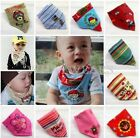 Baby Kids Triangle Scarf Bandana Bibs Saliva Towel Cute Cartoon Infant Bib SOZ