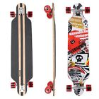 "Longboard Skateboard 41"" DROP THROUGH ABEC 11 Komplett SAT ORIGINAL MARONAD ®"