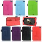 For NEW 2014 Amazon Kindle Fire HD 6 Folio Leather Case Cover Stand