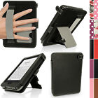 igadgitz Cuir PU Etui Housse pour Amazon Kindle 2014 Tactile 7ème Gen Case Cover