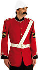 Adult Mens Zulu Victorian Boer War British Soldier Costume Outfit New S M L XL